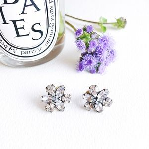 J. Crew Vintage Inspired Stud Earrings
